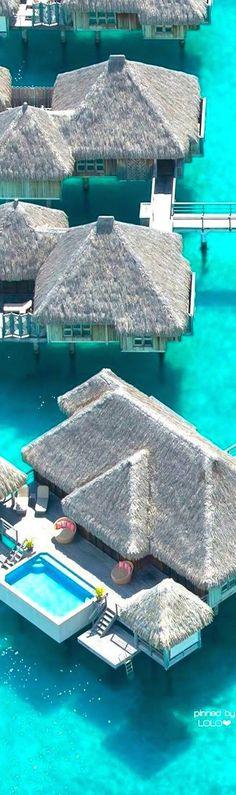 St. Regis Bora Bora | LOLO❤