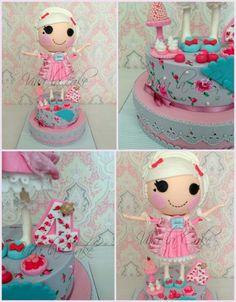 Lalaloopsy cake - Viva La Cake