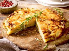 Kartoffel-Kuchen mit Bergkäse Rezept | LECKER