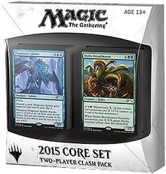 Magic the Gathering M15 Clash Pack - http://www.amazon.com/dp/B00KXY3NS4/ref=cm_sw_r_pi_dp_inDHub19XM8D3