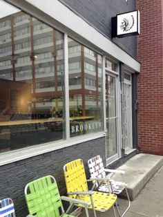 Brooklyn - A café and mid-century modern furniture store in Mile-End, Montreal Montreal Ville, Montreal Quebec, Quebec City, Brooklyn, Discover Canada, Destinations, Belle Villa, Cultural Experience, Best Cities