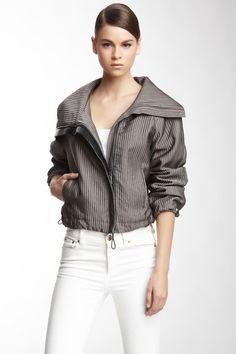 Giorgio Armani Silk Winter Jacket on HauteLook