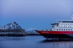 Experience a Different Kind of Cruise! **Many thanks to Hurtigruten for sponsoring today's post and encouraging me to visit Norway and see the Northern Lights. Kirkenes, Clean Beach, Visit Norway, Cruise Destinations, See The Northern Lights, Trondheim, Arctic Circle, Lofoten, Stargazing