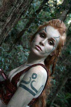 ━╋━▇╱╲▇━╋━  Female Viking Warrior Valkyria