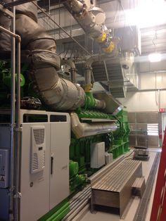 Jenbacher gas engine 6-16