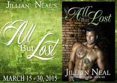 Tome Tender: Jillian Neal's ALL BUT LOST Blitz & Giveaway Book ...