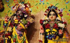 To view Radha Parthasarathi Close Up Wallpaper of ISKCON Dellhi in difference sizes visit - http://harekrishnawallpapers.com/sri-sri-radha-parthasarathi-close-up-iskcon-delhi-wallpaper-015/