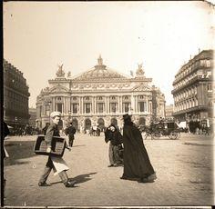 Paris, The Opera ca. 1910