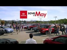 Toyota Say in May #MemorialDay Special