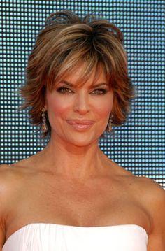 Lisa Rina...I've always loved her hair style!