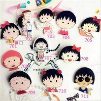 Kawaii Giapponese Del Fumetto della resina di flatback cabochon per il telefono spilla deco capelli bow fai da te Scrapbook Abbellimento Spedizione gratuita