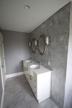 Bathroom Renovation by Monk Renovations - Halifax, Nova Scotia. monkreno.com