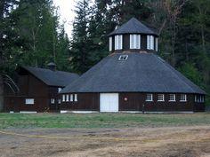historic barns | More historic barns at Fintry. | Flickr - Photo Sharing!