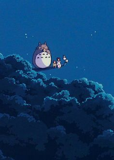 My Neighbor Totoro (1998)