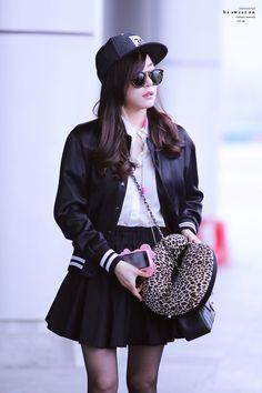 SNSD Tiffany @ Airport