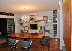 Escritório AMC arquitetura e interiores, São Paulo