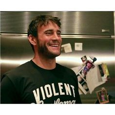 Justice The Shield WWE ❤ liked on Polyvore featuring cm punk, wwe, misc and punk