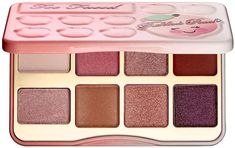 Too Faced Tickled Peach Mini Eyeshadow Palette - JCPenney Peach Eyeshadow, Blending Eyeshadow, Smokey Eye Makeup, Eyeshadow Makeup, Eyeshadows, Makeup Palette, Eyeshadow Palette, Beauty Games, Mini Makeup
