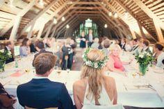 Barn wedding - Great Weddings Blogg - Nordens vackraste bröllop