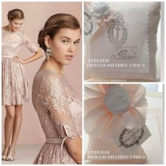 "WEDDING DESIGN ""DREAM SHABBY CHIC"": ATELIER DREAM SHABBY CHIC : TENDENZE SPOSA 2014"