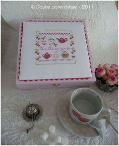 ZAZA PICQUE Un thé au Jardin d'été