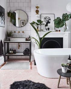 Modern bathroom in London United Kingdom [1920x2400] hid360.com