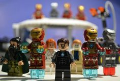 LEGO Iron Man 3 Reviews are Here | Flickr - Photo Sharing!