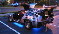 Delorean DMC-12 from Back to the Future