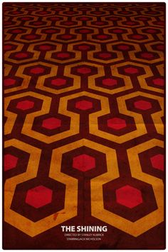 "pattern. disregard ""the shining"""