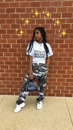 Check out my board 'look book' @ J a i d e n ♡ Camo Outfits, Lit Outfits, Summer Outfits, Casual Outfits, Fashion Killa, Girl Fashion, Fashion Outfits, Womens Fashion, Fashion 2018