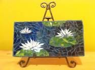 water lily mosaic - Google Search