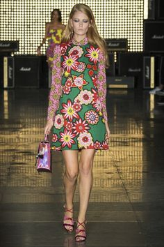 London @London Fashion Week Day 2 House of Holland Spring/Summer 2015  Ready-To-Wear 13 September 2014