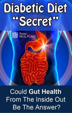 Could Gut Health From The Inside Out Be The Answer to type 2 diabetes?