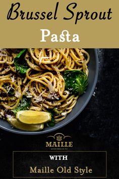 Dishes Recipes, Easy Pasta Recipes, Pasta Salad Recipes, Sprout Recipes, Veggie Recipes, Vegetarian Recipes, Healthy Recipes, Pasta Dishes, Recipes