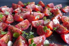 Ofengetrocknete Tomaten 1