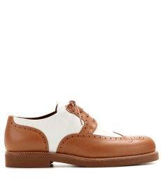 Loro Piana - Affin Breeze leather brogues - mytheresa.com