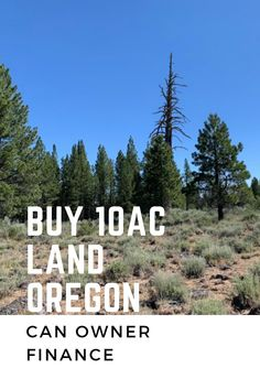 Oh Yes! This is a prize parcel- 10acres is an awesome size to set up your off grid living cabin/home with gardens, animals and efficient energy systems. Located in beautiful county of Klamath OR... Owner finance is OK.. Make monthly payments and pay off early if you wish to- no penalties. No credit checks either. Get in touch and check this one out before it goes!... Great Vacation Spots, Great Vacations, Investing In Land, Safe Investments, Klamath Falls, Off Grid Cabin, Residential Land, Enjoy The Silence, Getaway Cabins