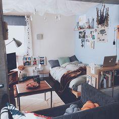 8 accessories that make you want to have a pastel room! Room Decor Bedroom, Diy Room Decor, Living Room Decor, Home Decor, Bedroom Inspo, Bedroom Ideas, Home Interior, Interior Design, Deco Studio