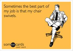 I miss my thrown. It was the best. I had some good times in that chair