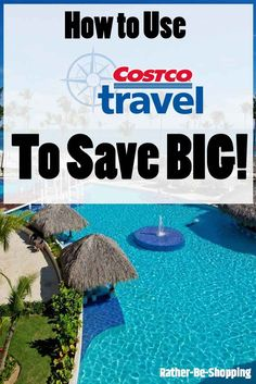 How Does Costco Travel Work? (Plus Insider Tips to Save BIG) Travel costco travel packages Vacation Packages, Vacation Trips, Vacations, Best Money Saving Tips, Ways To Save Money, Saving Money, Money Tips, Travel Deals, Viajes