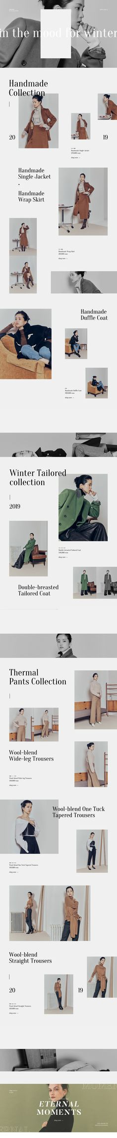 Web Design, Email Design, Layout Design, Graphic Design, Cosmetic Web, Email Layout, Fashion Lookbook, Promotion, Fashion Beauty