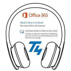 Have you heard what's new in Office365 Outlook?  #AskT4 @Office365 @Outlook