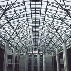Biblioteka Uniwersytecka w Warszawie by Dawid Markoff