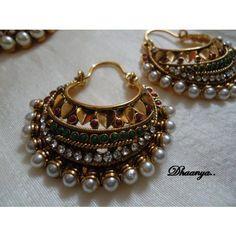 Pearl Ring-Jewellery-Dhaanya