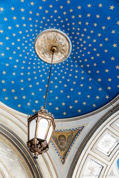 Dome Ceiling in Athens