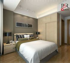 Customised bedroom designs