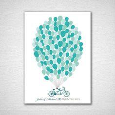 Wedding Guest Book Poster Guest Book Alternative Balloon Wedding Guestbook Print Wedding Guest Book Print for 150 Guest Wedding Poster on Wanelo