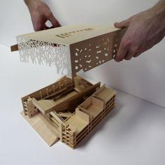 ANIMA: the final design. The model.  www.animailprogetto.com www.facebook.com/ANIMATHEPROJECT