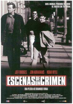 "Escenas de un crimen (2001) ""Scenes of the Crime"" de Dominique Forma - tt0265709"