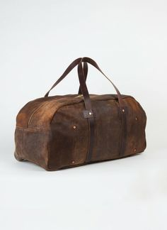 Large Duffle - Distressed